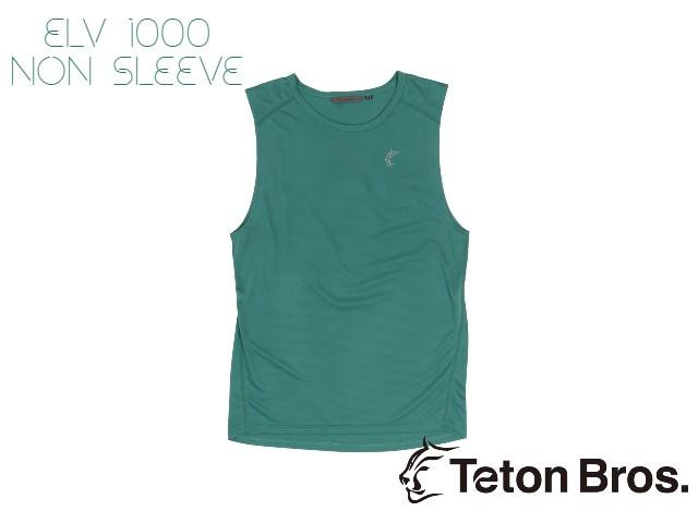 【teton bros】 MS ELV1000 Non Sleeve GRN (Green)
