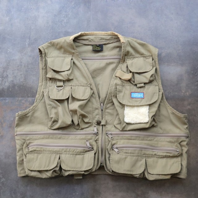 fishing design vest