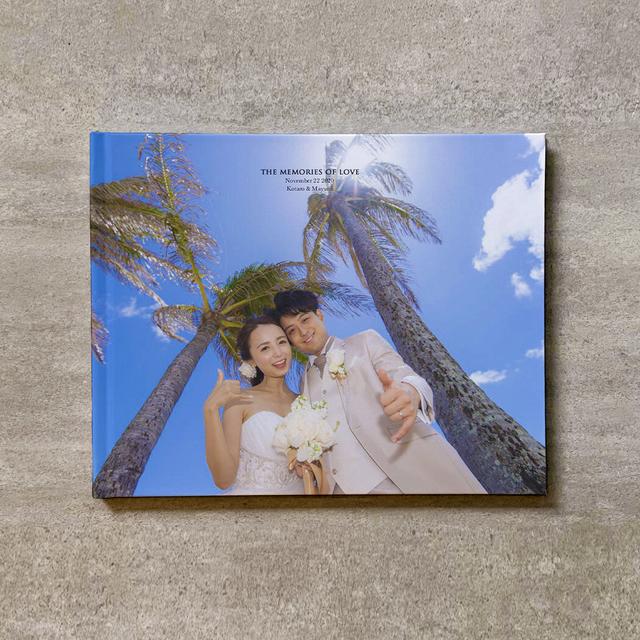 Tropical beach (Horizontal)_250SQ_60ページ/100カット_スリムフラット