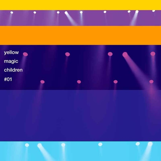 YMC - 『Yellow Magic Children #01』(通常盤) - メイン画像