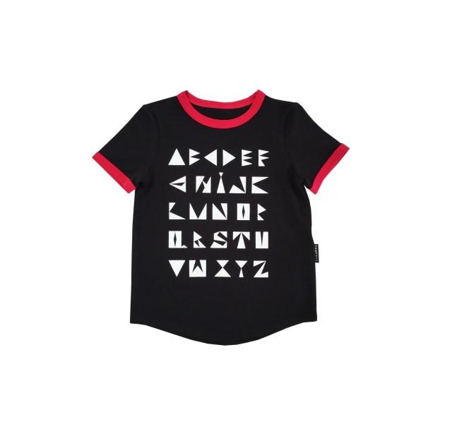 Alphabet T-shirt 104/110