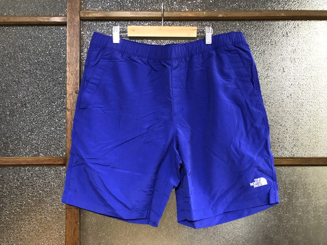 THE NORTH FACE CLASS V RAPIDS SHORT PANTS (LAPIS BLUE)