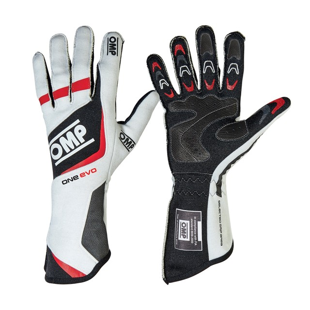 IB/759/W ONE EVO GLOVES MY2015 WHITE/BLACK