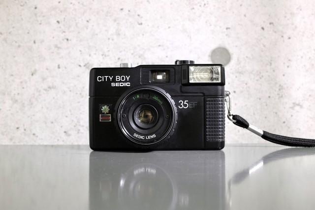 【New】 SEDIC CITY BOY 35EF