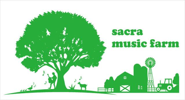sacra music farm ステッカー&マグネットセット