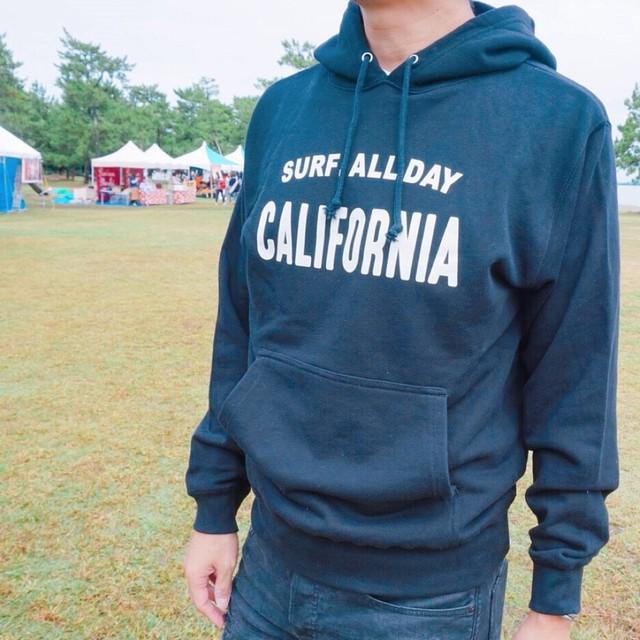 CALIFORNIA hoodie - Black