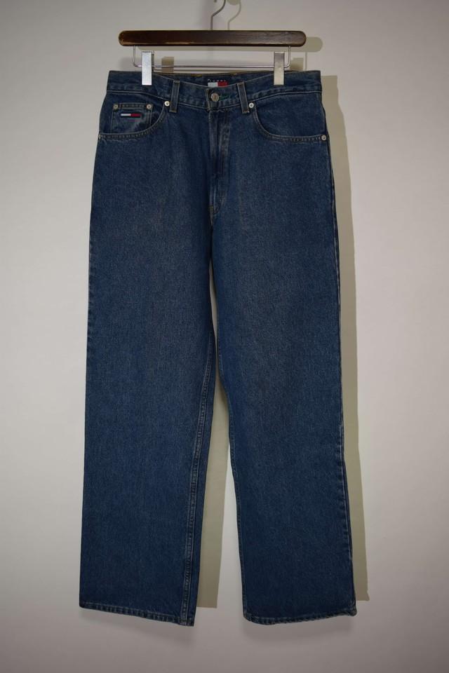 Tommy Jeans トミージーンズ Denim デニムパンンツ INDIGO インディゴ 400611190712