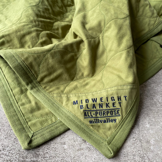 MIDWEIGHT BLANKET---regular