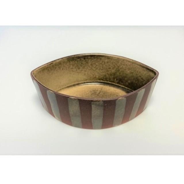 Lene Dahl Olive Bowl Brown