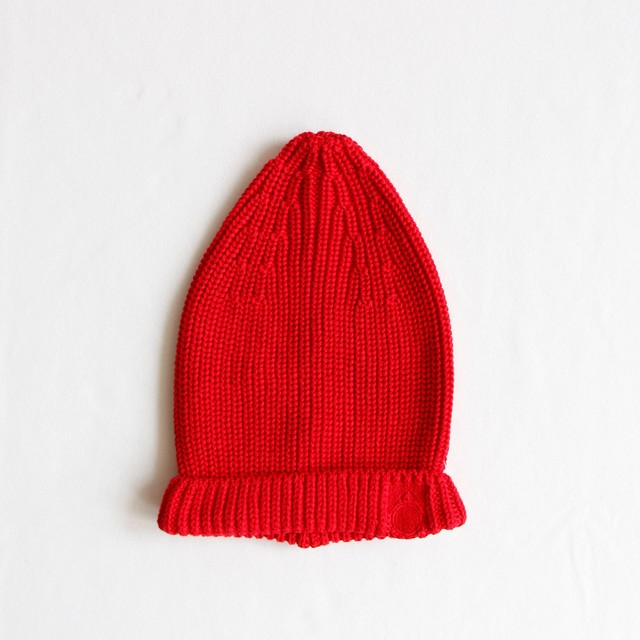 《main story 2020AW》Beanie / red / S-M