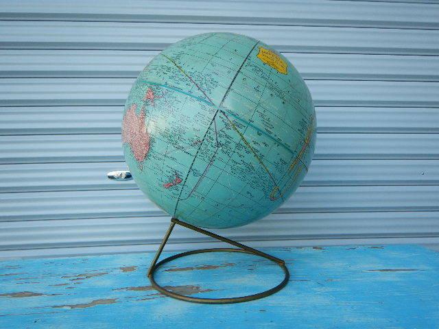 品番2844 地球儀 Globe