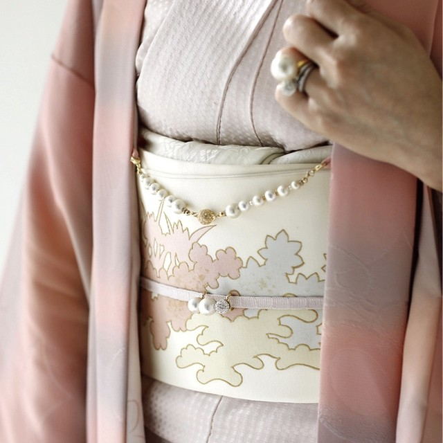 《WEB限定》【カニカン・ノーマル】マグネット羽織紐