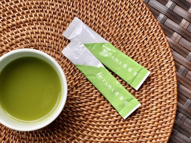 T・A・M・A  真珠茶 (1g×7袋) × 5パック +ハンドクリーム「花珠」+淡水真珠付きチャーム