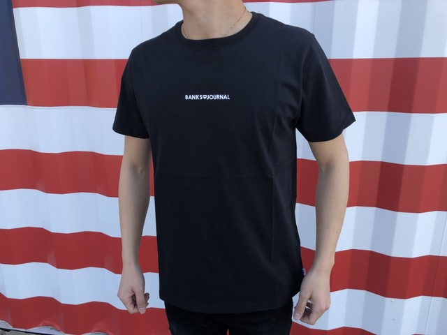 EXCLUSIVE Tシャツ (dirty black)