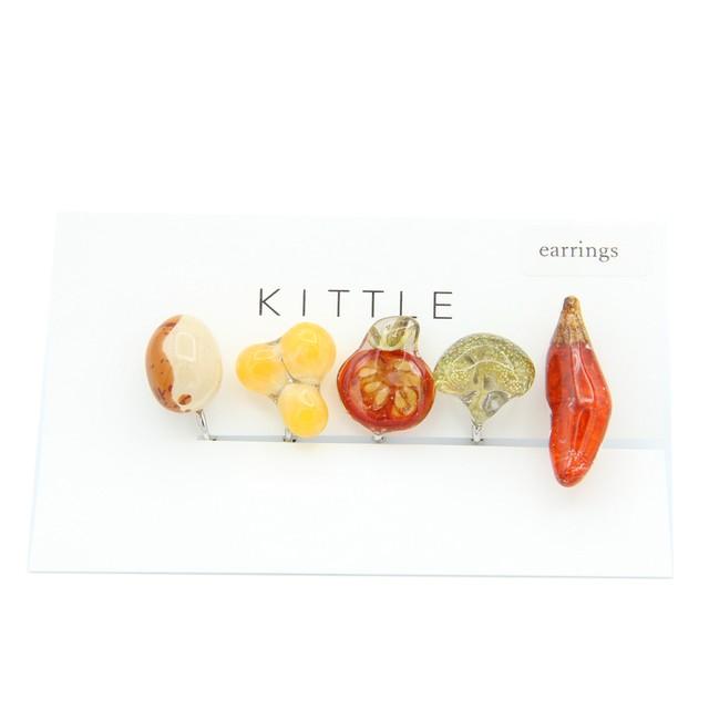 KITTLE/キトル/5点セットイヤリング6
