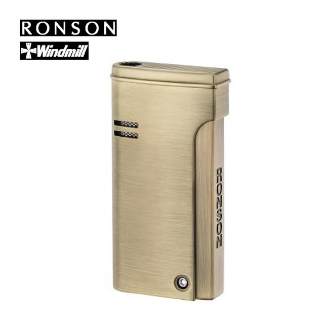 RONSON ロンソン RONJET ロンジェット R29-0001 ブラスサテン ライター 正規品 メール便送料無料