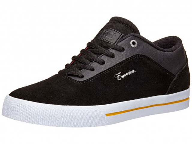 EMERICA SHOES エメリカ G-CODE VOL 4 黒/白/ゴールド BLACK/WHITE/GOLD