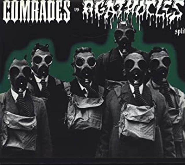 【USED】Split - Comrades / Agathocles