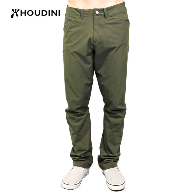 HOUDINI Ms Daybreak Pants   willow green