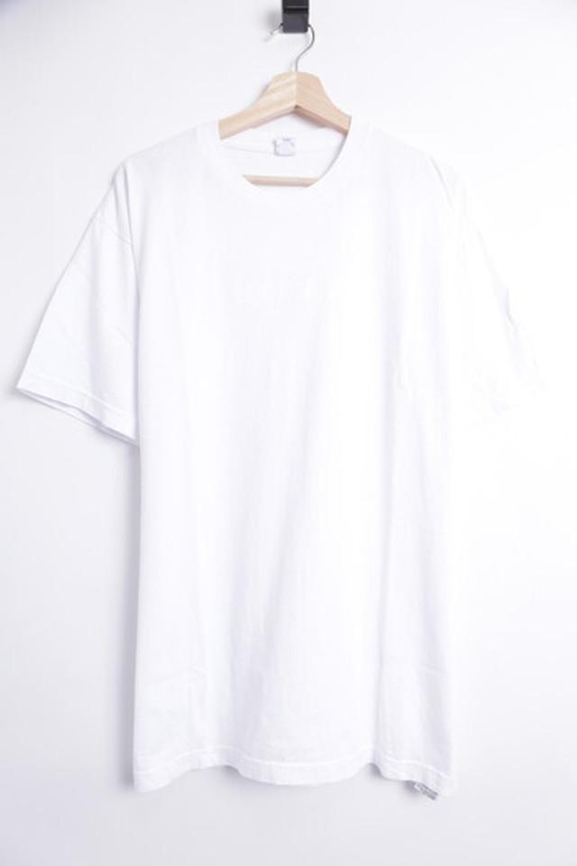 UNDEFEATED LOGO S/S TEE WHITE LARGE 12.5JI8394