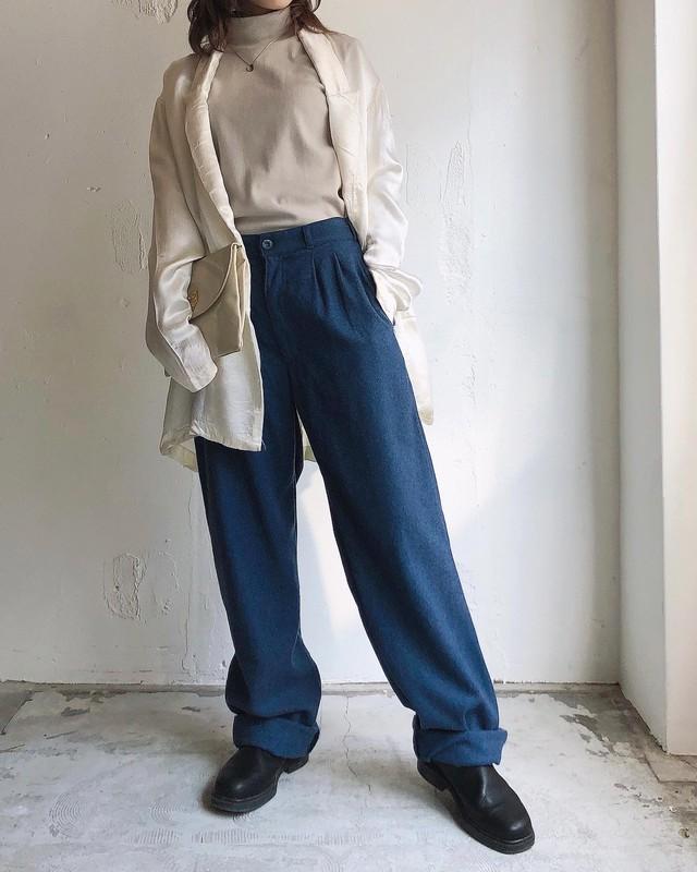 made in Italy vintage wool pants