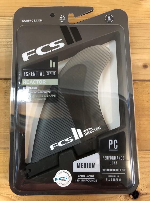 FCS2 NeoGlass Performer M size
