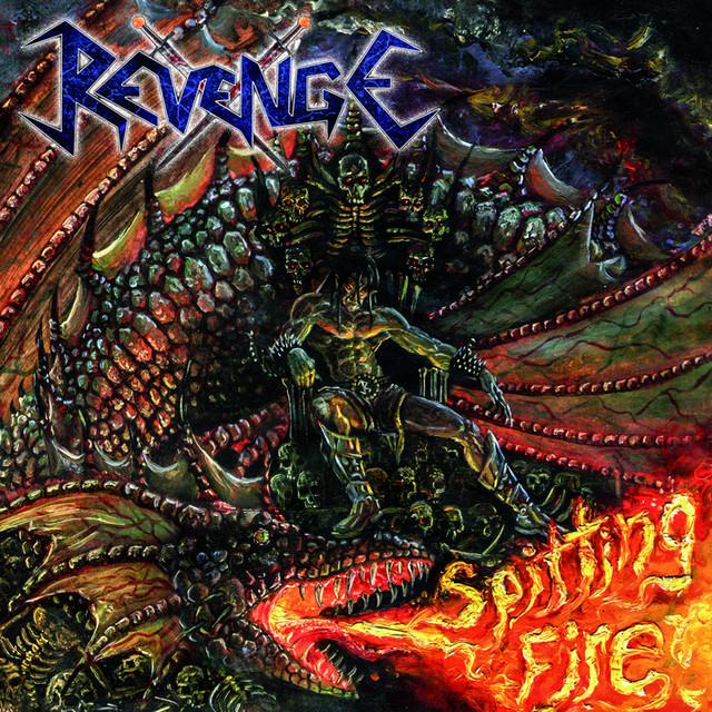 REVENGE『Spitting Fire』CD