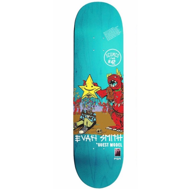 Scumco & Sons Evan Smith Guest Deck 8.0/8.25