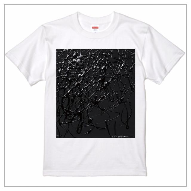 プレミアム印刷 - Tシャツ / neauron-001