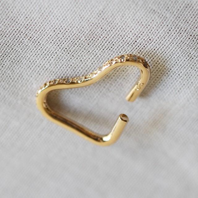 PALA【 womens 】 signet ring 002