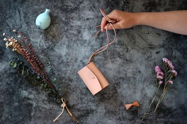 クラシコ(栃木レザー)_ベージュ◆外装◆あかちゃん財布◆三つ折り