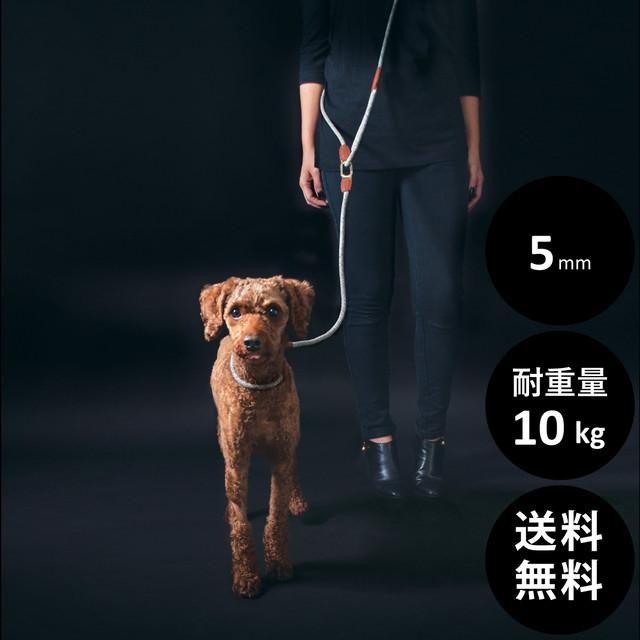 HIGH5DOGS(ハイファイブドッグ)クリックショルダーリード 5mm 送料無料(北海道・九州・沖縄以外)