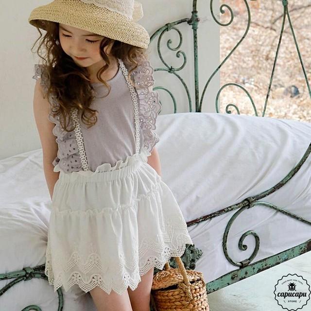 «予約» flo maison skirt 2colors  メゾンスカート