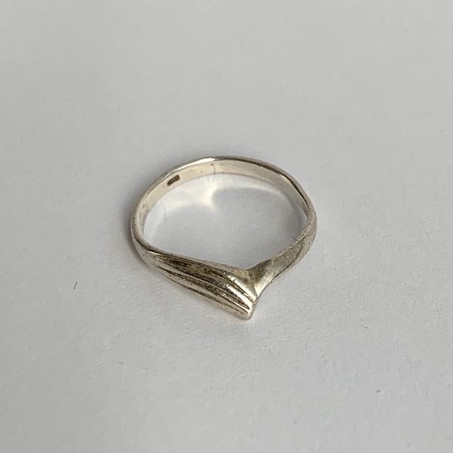Silver925 Vintage Ring _03(ヴィンテージ シルバーリング)