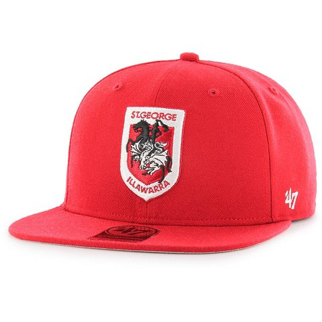 Illawarra Dragons Snapback Red