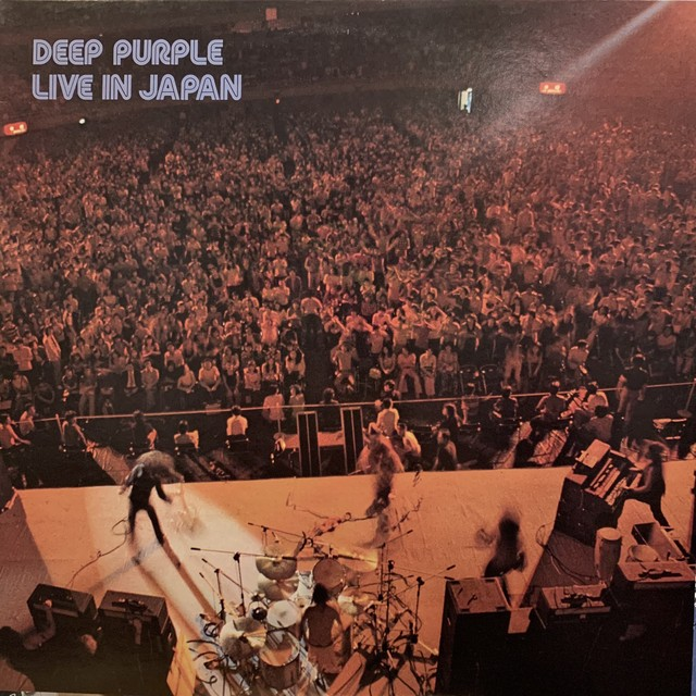 Deep Purple​ - Live In Japan