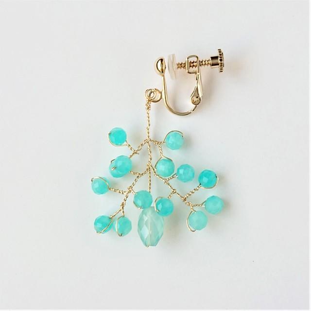 tree nuts pierce / earring  006