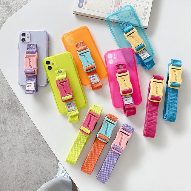 Summer shoulder iphone case