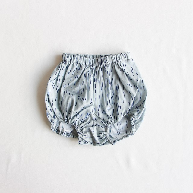 《michirico 2020SS》Bloomers / gray