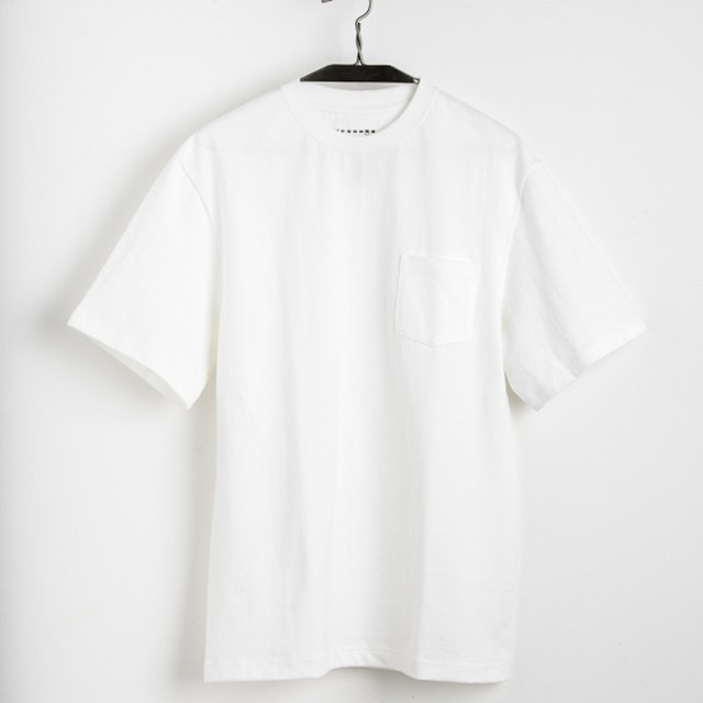 【HARD MAN】CREW POCKET T - armi