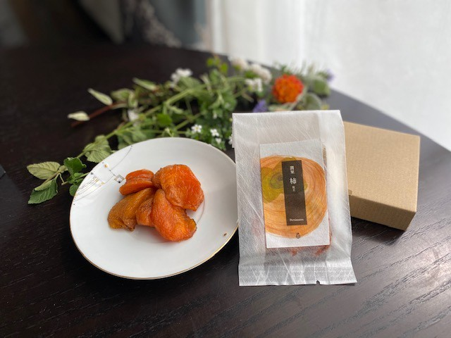 収穫祭【柿】