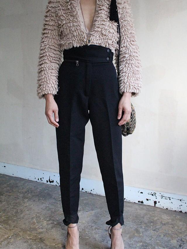 80s ski pants