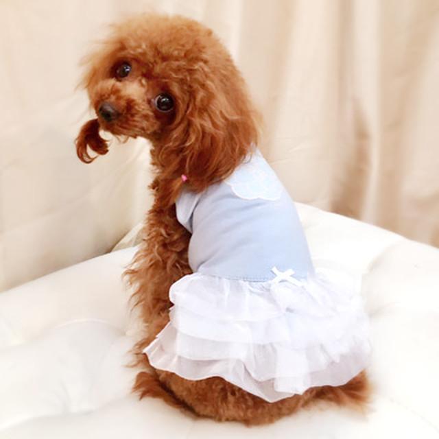 犬の生活 17SS カメリアノースリーブワンピ