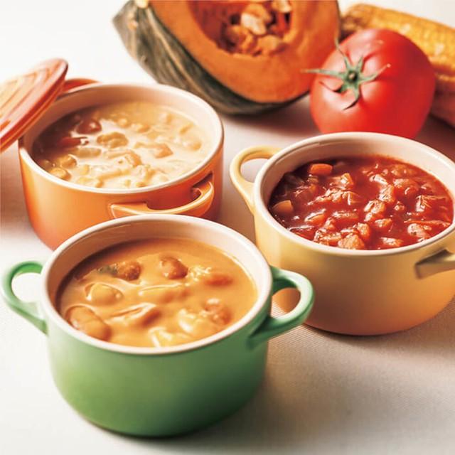 送料無料♪フォレシピ もぐもぐお野菜スープセット