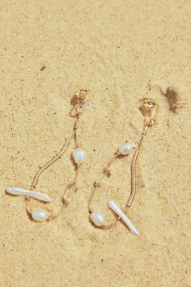 Multi-Stone Earrings