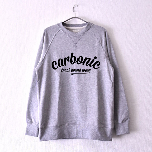 carbonic STD embroidery s/s