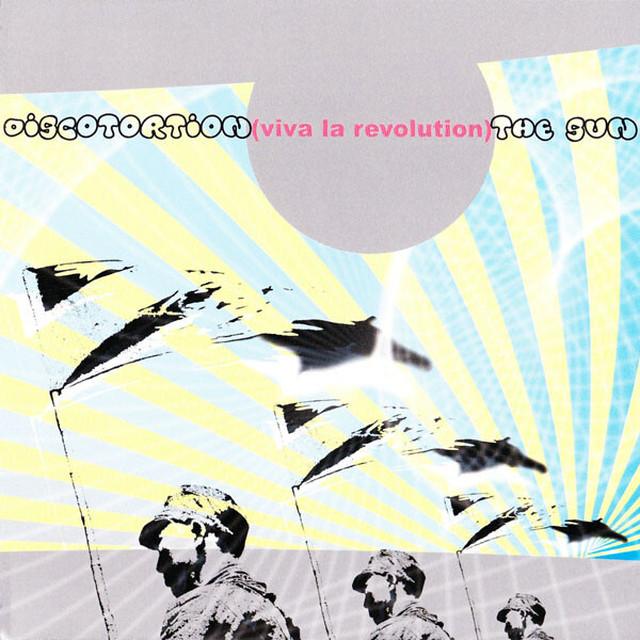 DISCOTORTION / THE SUN 「Viva La Revolution」
