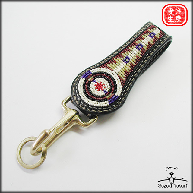 Beads Work Key Ring  / BKH-002