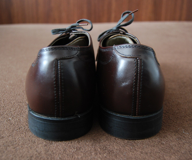 60s Deadstock Shaw Oxford shoes 9D