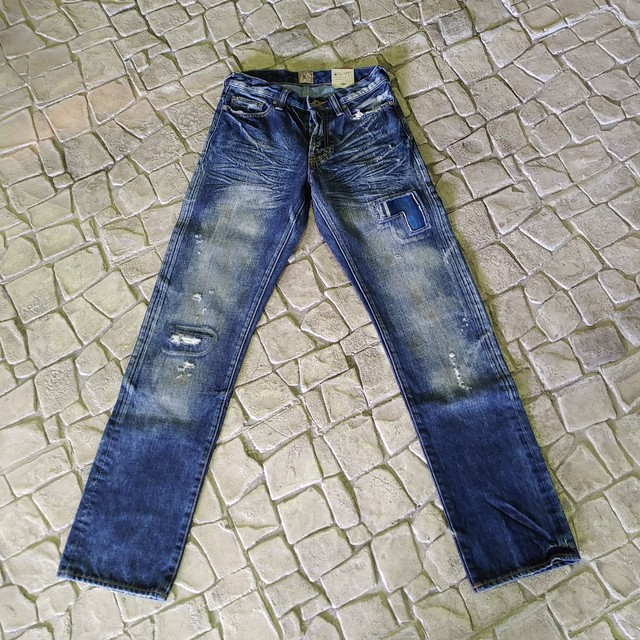 【NEW】PRPS DENIM PT ❬BARRACUDA❭ W28